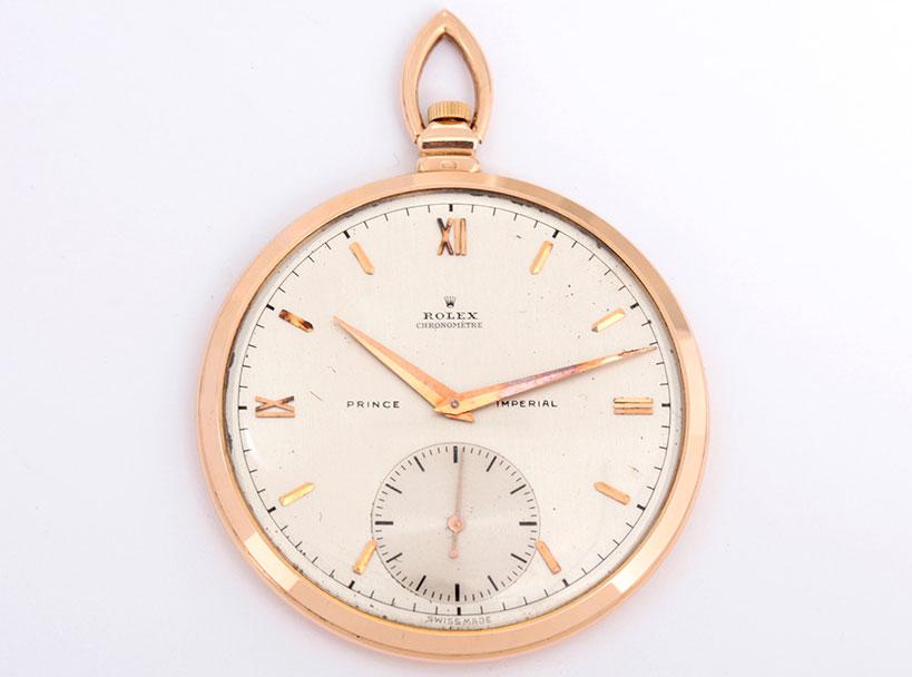 Rolex Pocket Watch -demesy.com