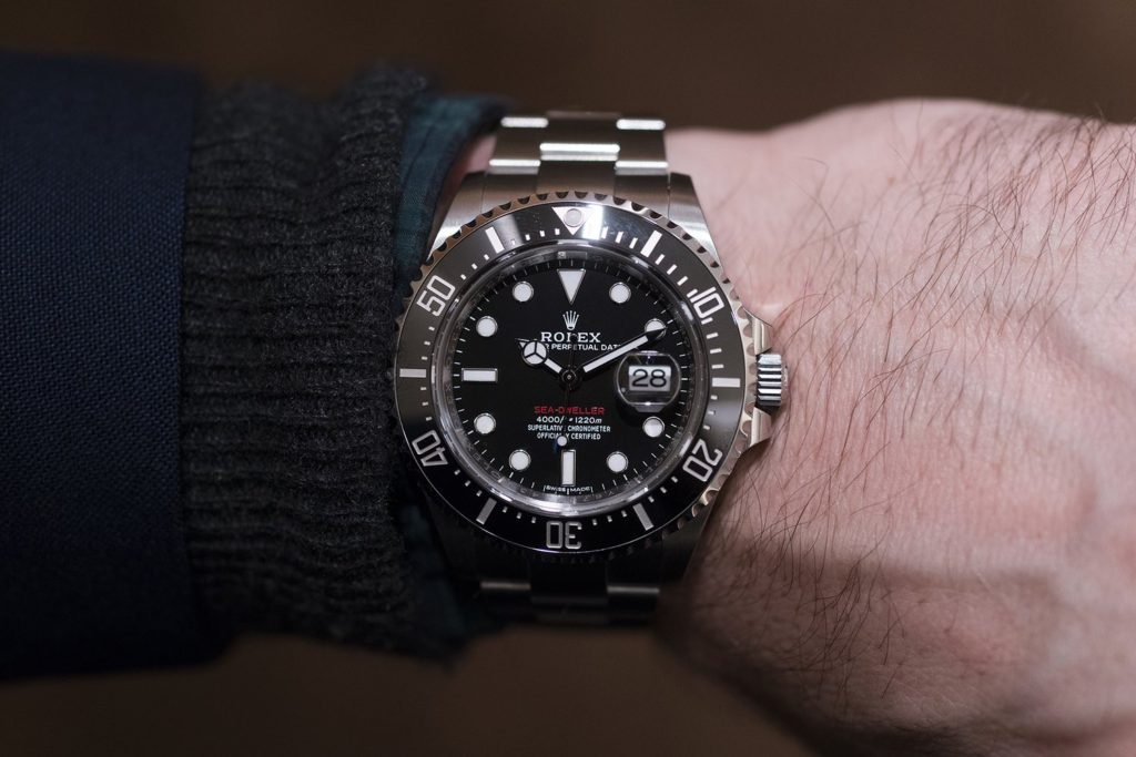 Photo Courtesy of Hodinkee.com