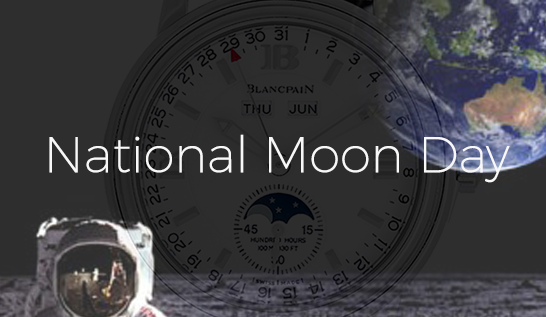 National Moon Day - Moon Phases